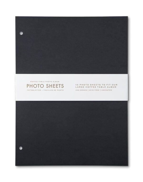 Printworks Market Photo Album Photo Sheets Large