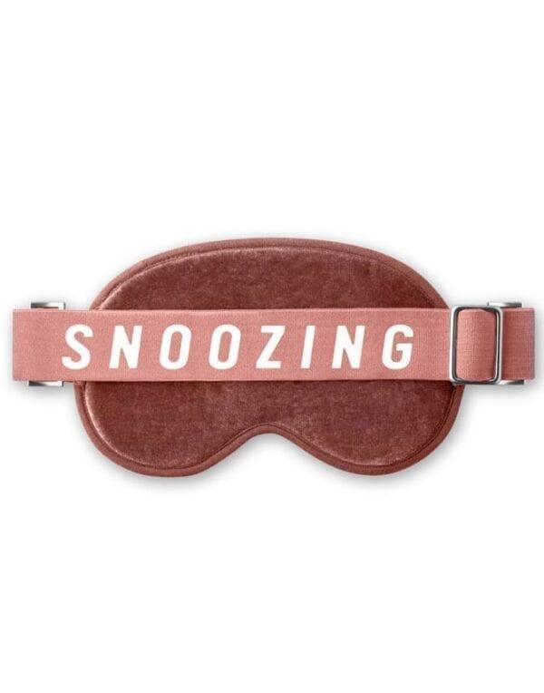 Printworks Market Sleeping Eye Mask Pink