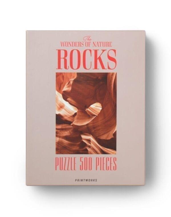 Printworks Market Puzzle Rocks