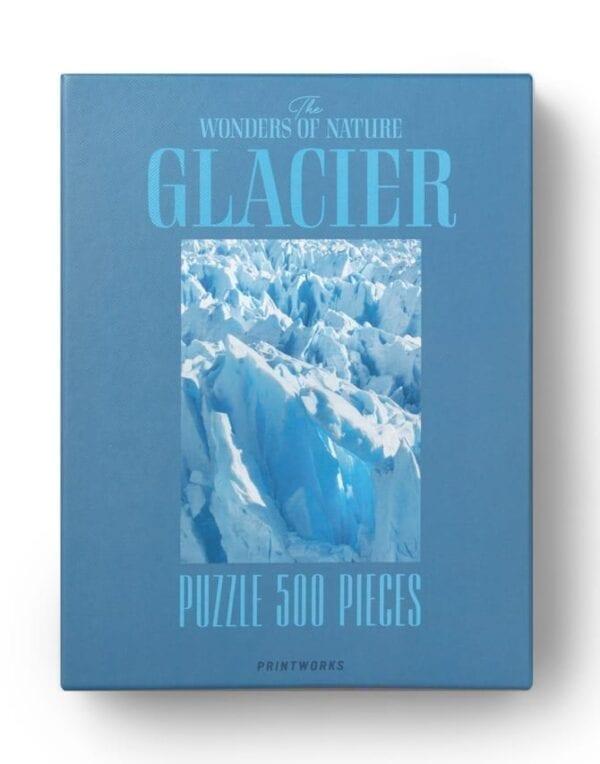 Printworks Market Puzzle Glacier