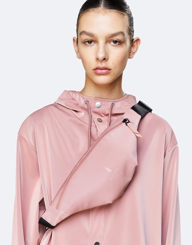 RainsBagsBum Bag Mini Blush