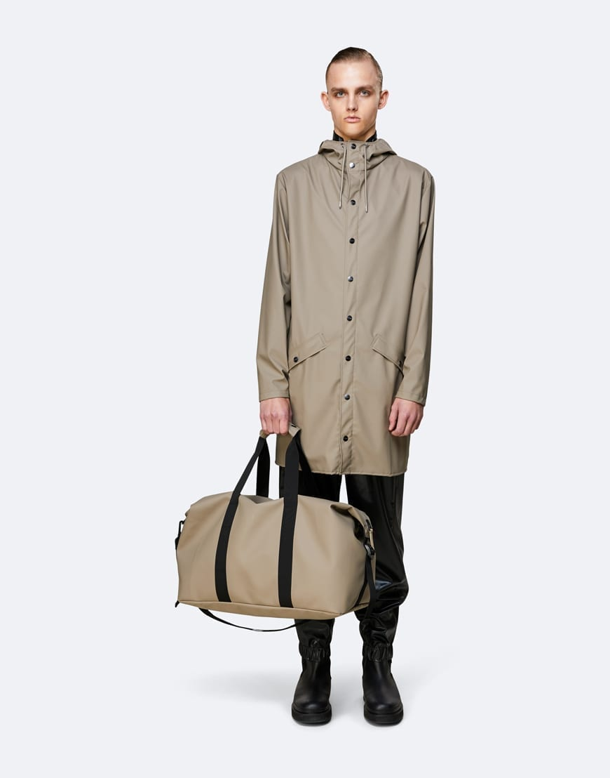 RainsBagsWeekend Bag Taupe