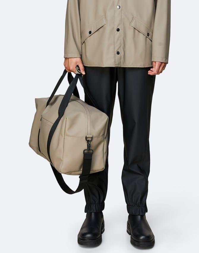 RainsBagsGym Bag Taupe