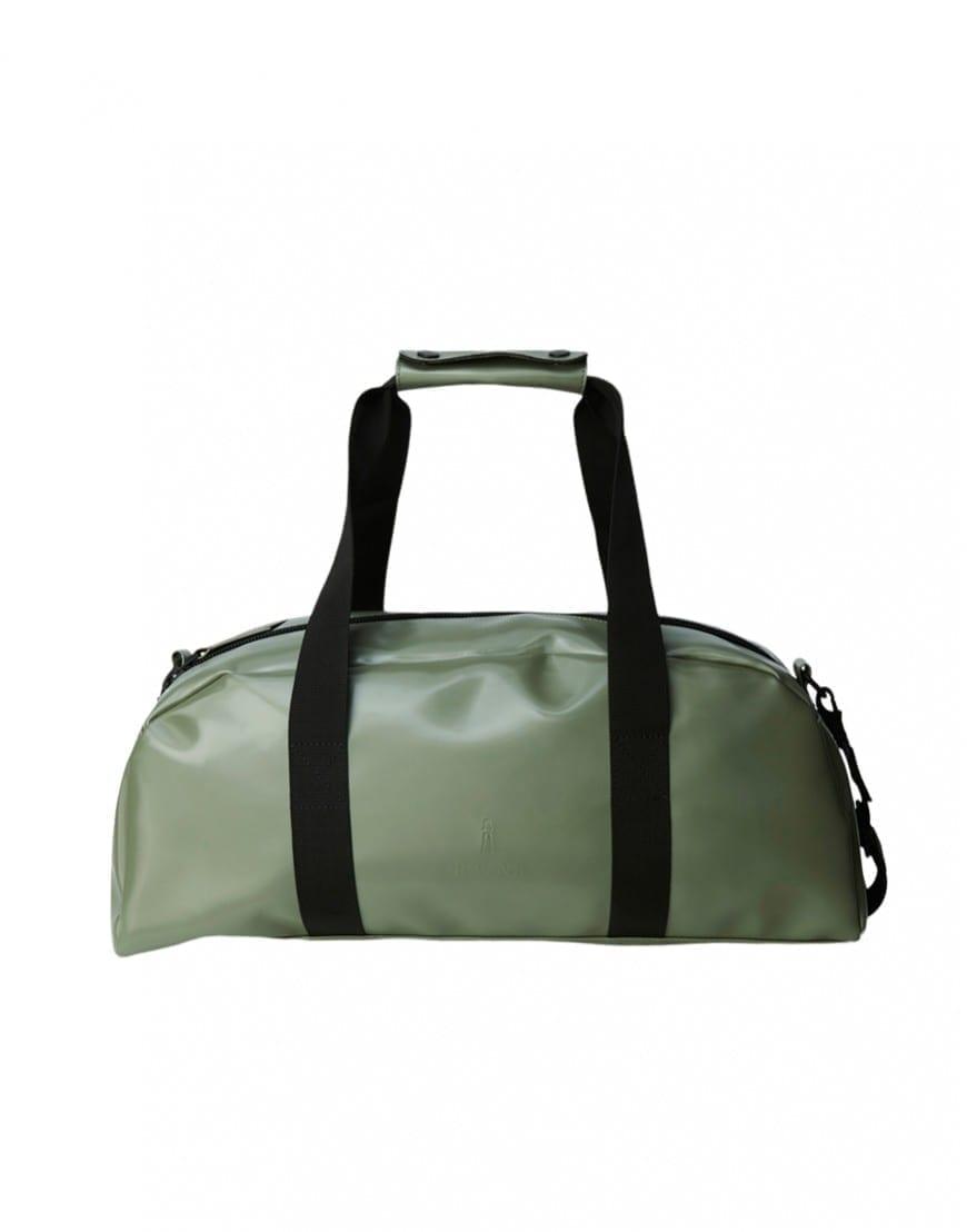 RainsDaily Duffel Small Shiny Olive1377-84