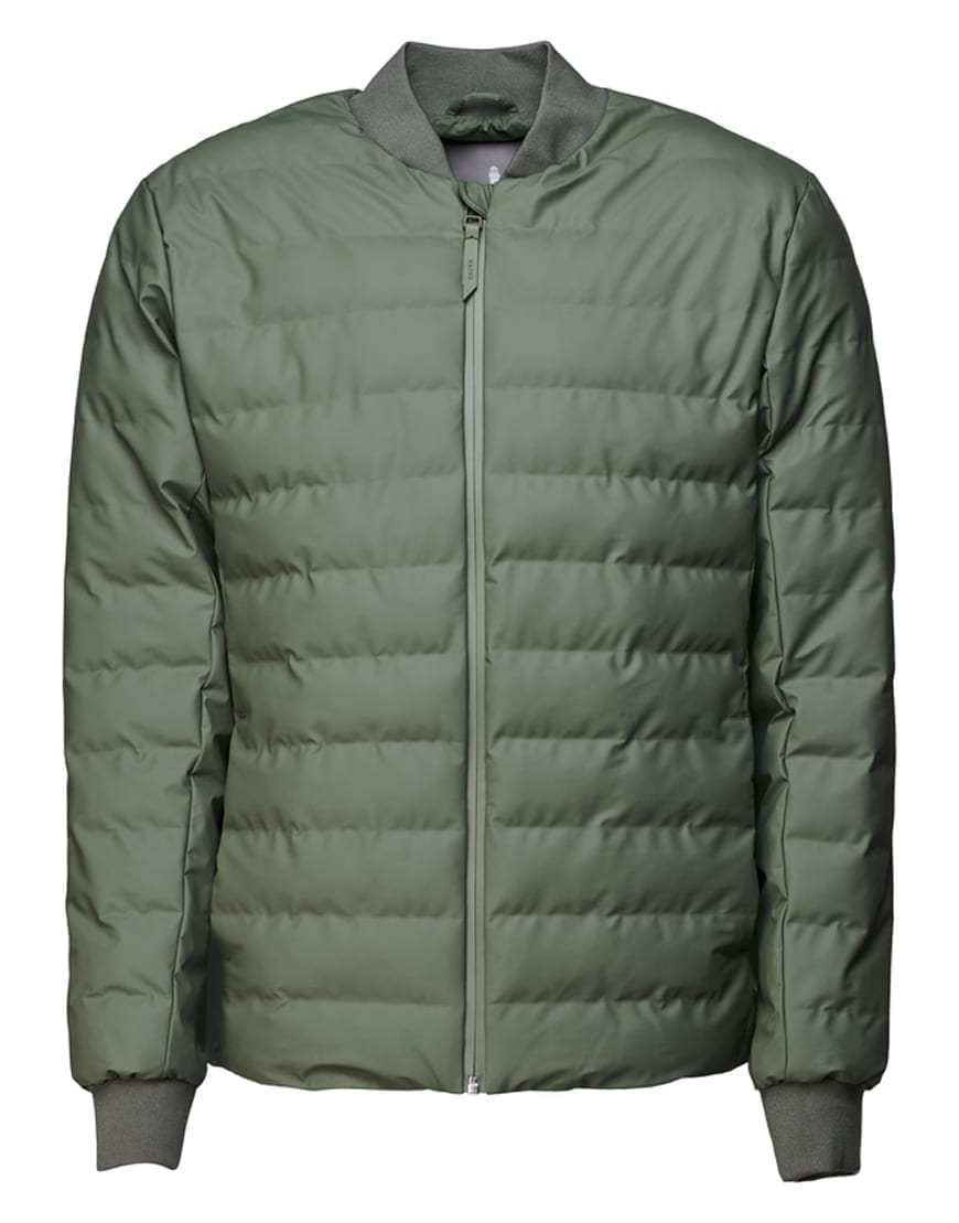 Rains Outerwear Trekker Jacket Olive