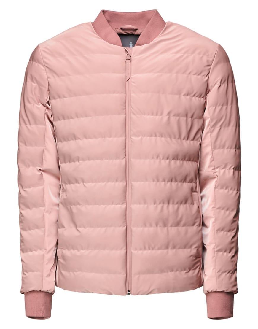 Rains Outerwear Trekker Jacket Blush