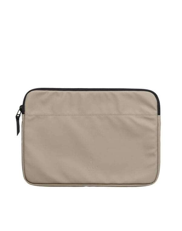 "RainsLaptop Case 15"" Taupe1652-17"