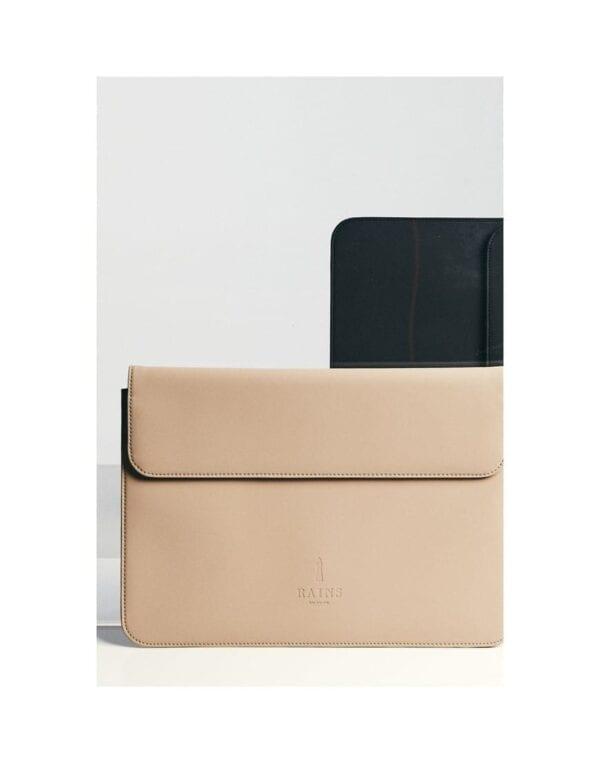 "RainsLaptop casesLaptop Portfolio 13"" Black"