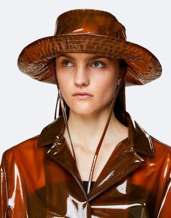 Rains Mütsid Boonie Hat Shiny Amber
