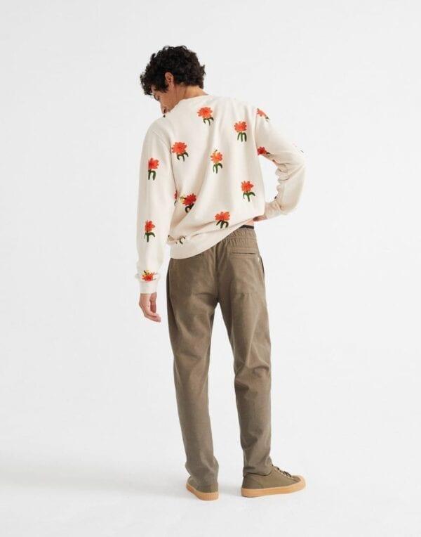 Thinking MU Mehed Kampsunid ja pusad Carnations Sweatshirt