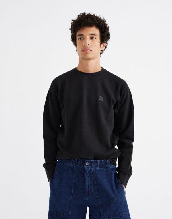Thinking MU Men Sol Black Sweatshirt