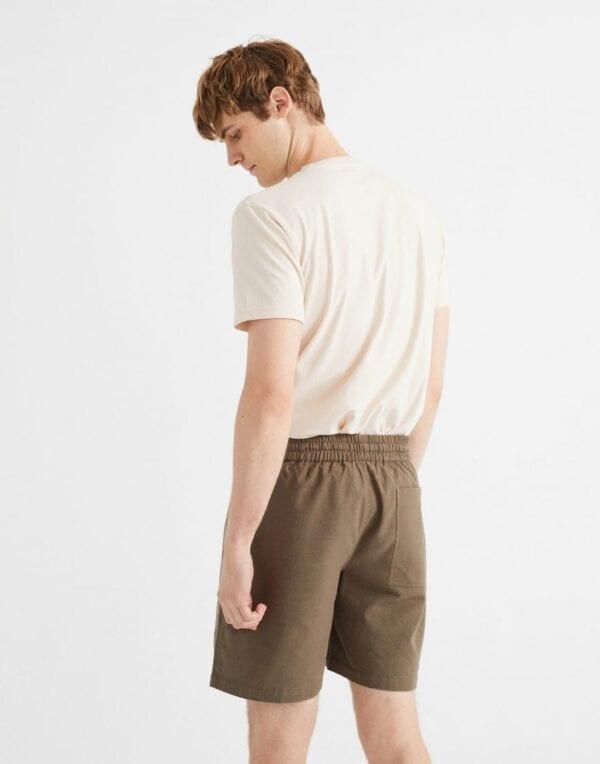 Thinking MU Mehed Püksid Green Henry Shorts