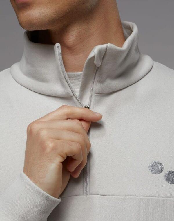 Unisex Pusa Limestone Grey