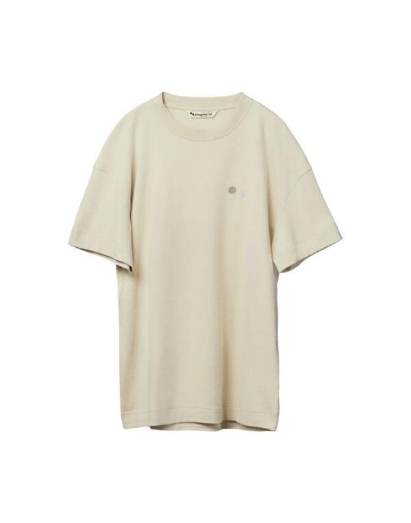 pinqponq T-Shirt Unisex Sand Beige