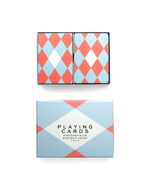 PrintWorks Market Double Playing Cards
