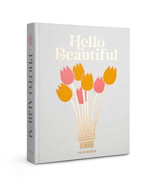 PrintWorks Market Photo Album - Hello Beautiful