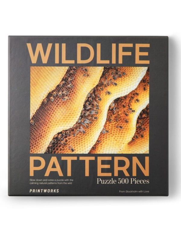 PrintWorks Market Puzzle - Bee