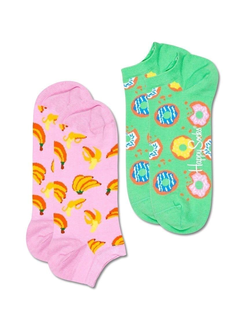 Sokid2-Pack Snack Low Sock
