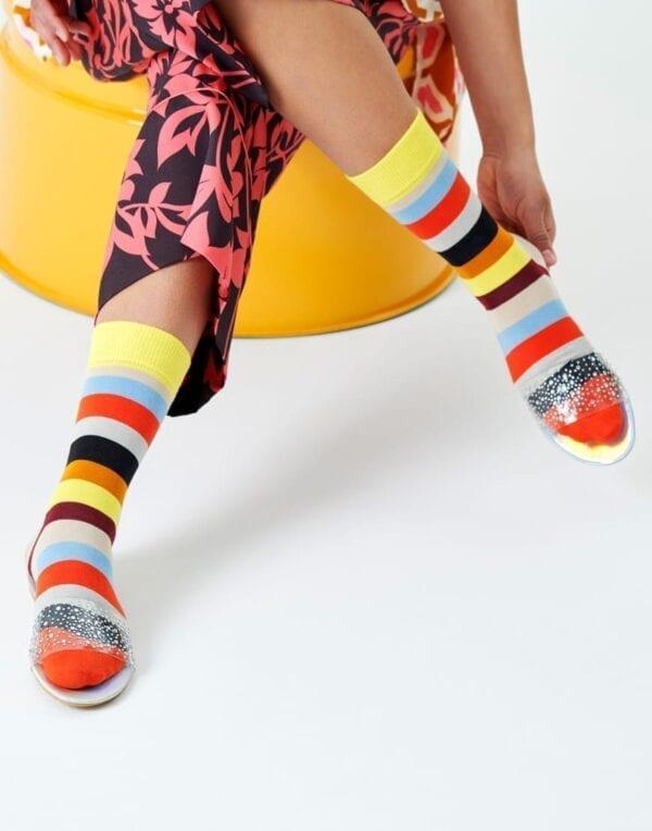SokidStripe Sock