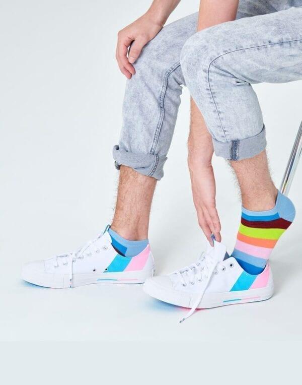 SokidStripe Low Sock
