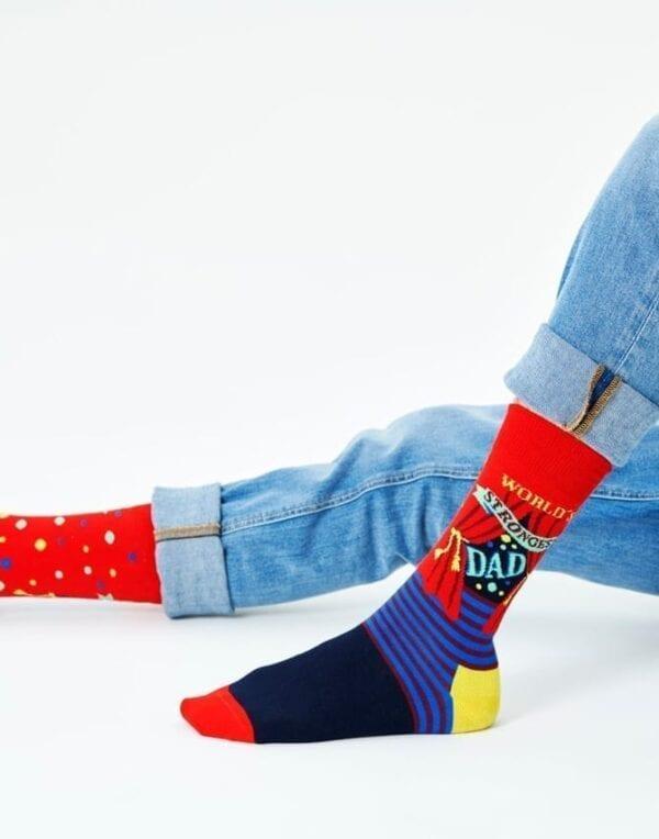 SokidWorld´s Strongest Dad Sock