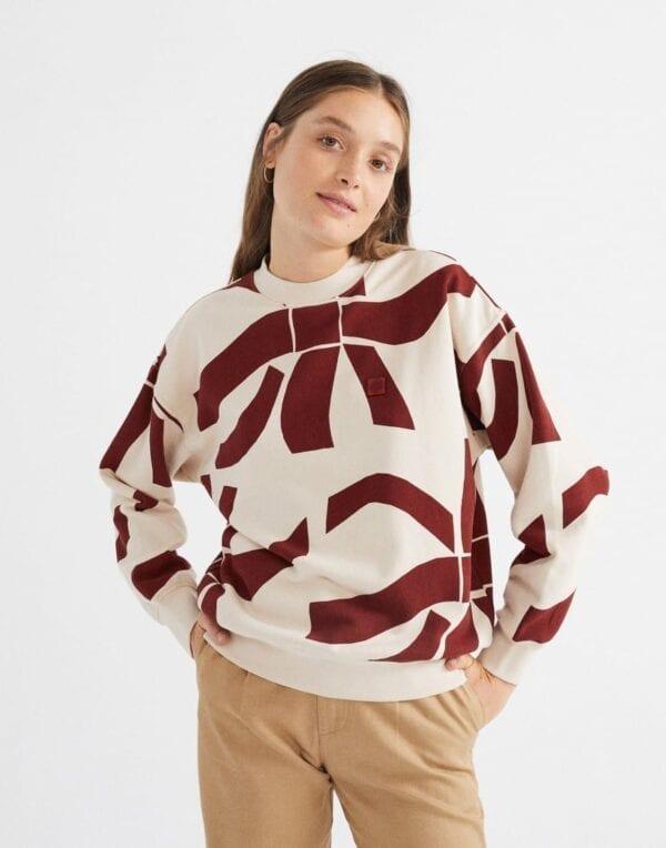 Thinking MU Women Zabawa Sweatshirt