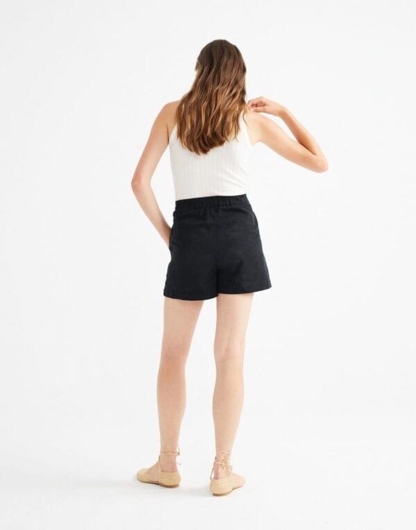 Thinking MU Naised Püksid Black Narciso Shorts