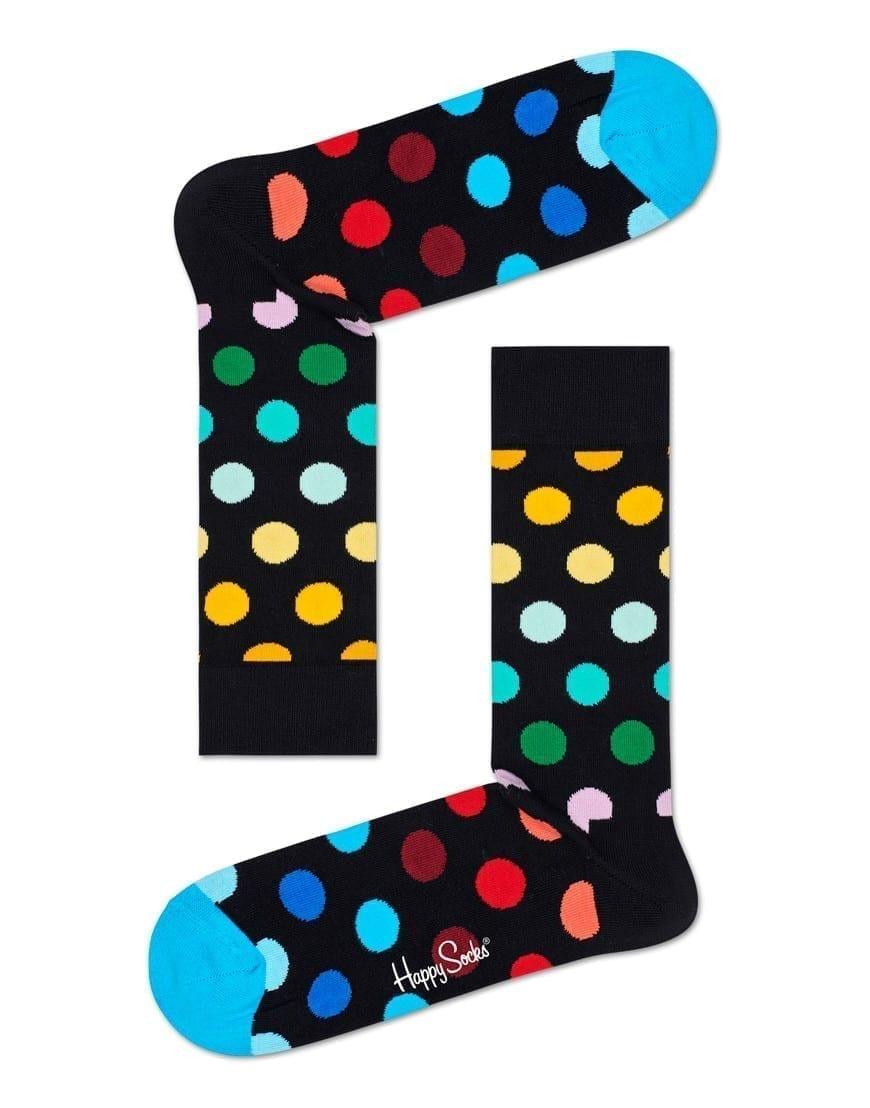Sokid3-Pack Classic Multi-Color Socks Gift Set