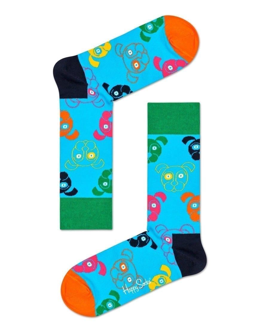 Sokid3-Pack Mixed Dog Socks Gift Set