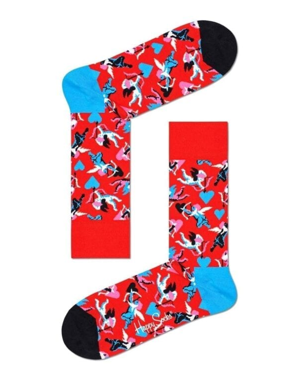Sokid2-Pack I Love You Socks Gift Set