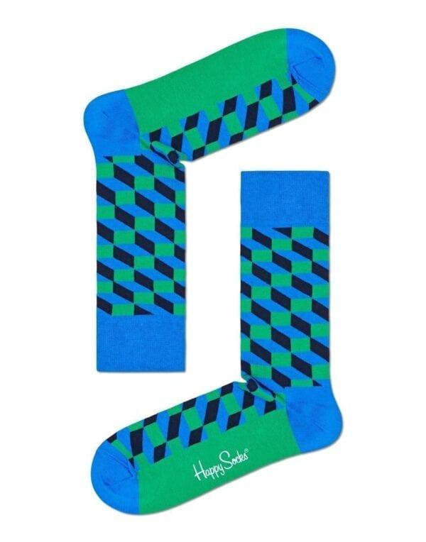 Sokid4-Pack Navy Socks Gift Set