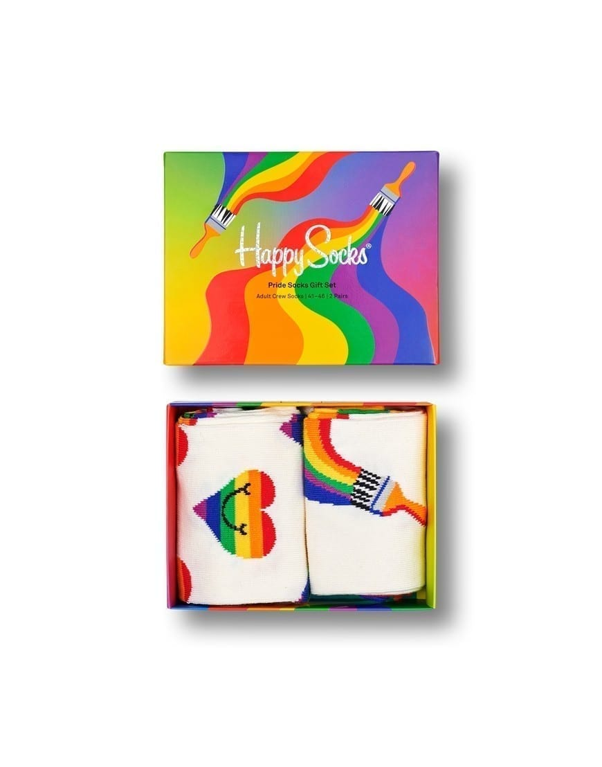 Sokid2-Pack Pride Socks Gift Set