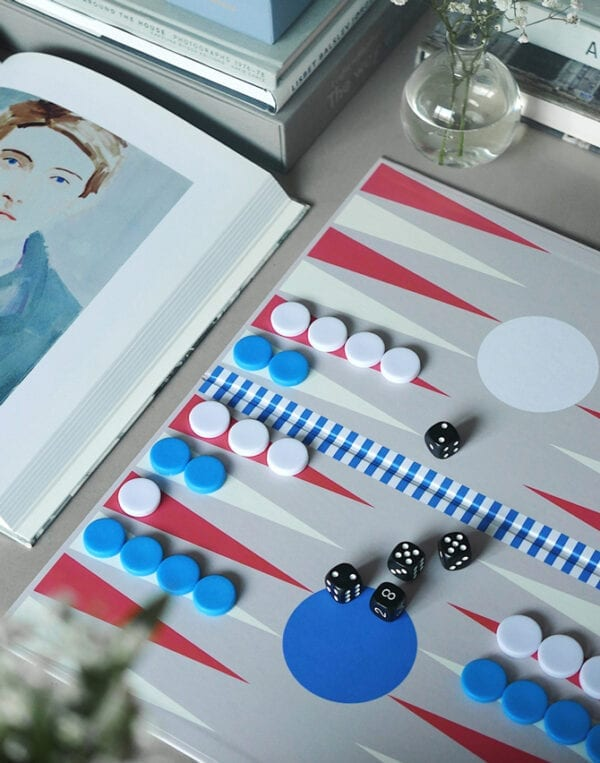 PrintWorks Market Lauamäng Backgammon