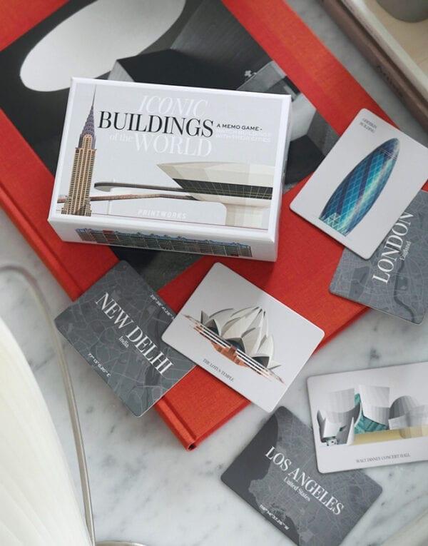 PrintWorks Market Mälumäng - Iconic buildings