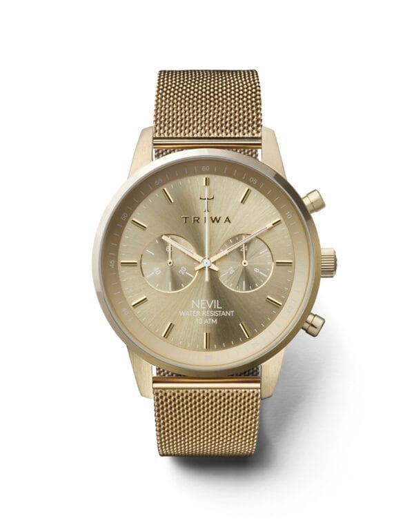 Triwa Watches Gold Nevil 2.0 watch