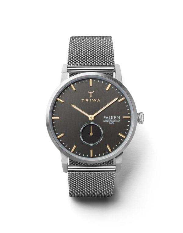 Triwa Watches Smoky Falken Steel Mesh watch