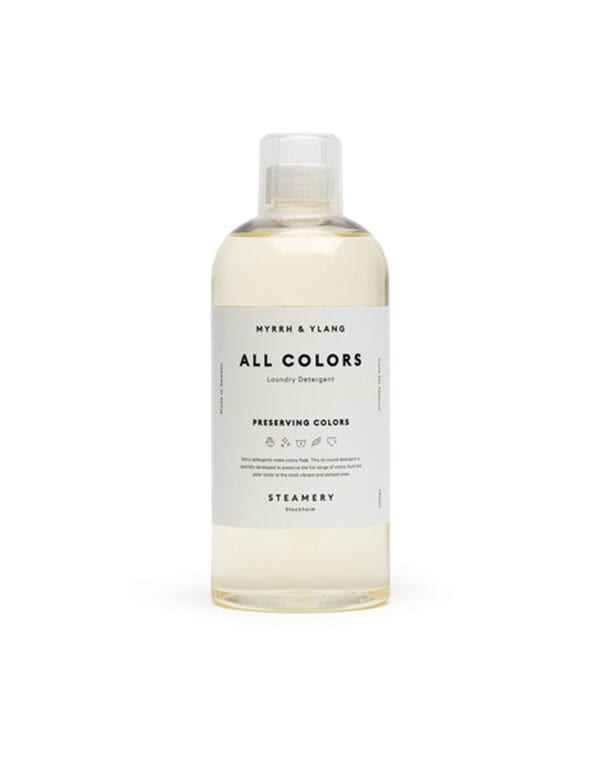 Steamery Stockholm All Colors Laundry Detergent
