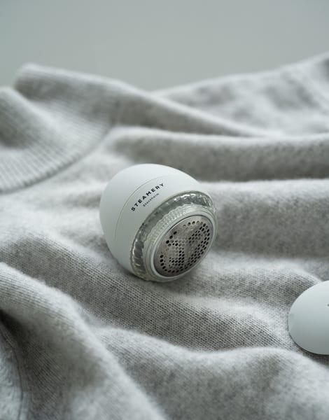 Steamery Stockholm Pilo Fabric Shaver Grey topieemaldaja kõikidele kangastele