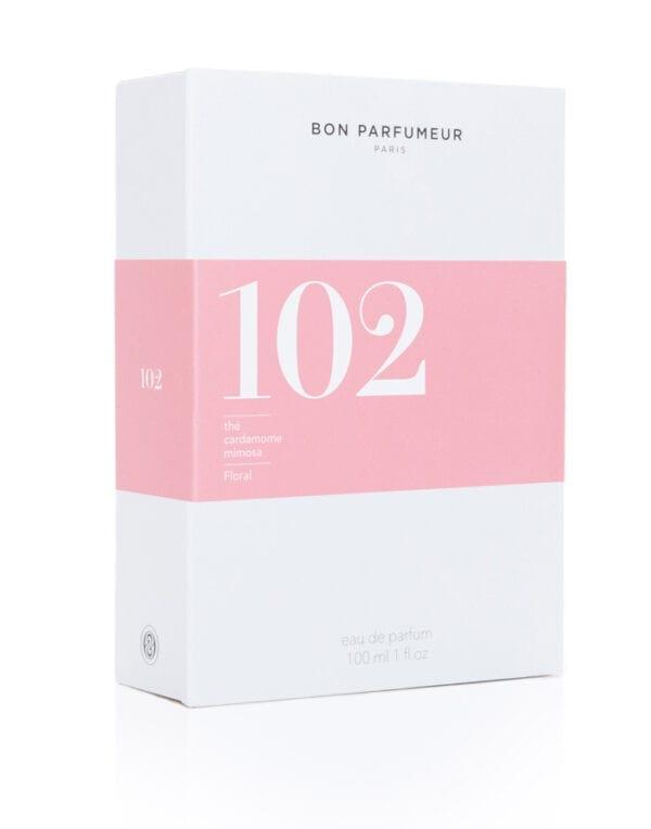 Bon Parfumeur Parfüümid Eau de parfum 102: tea/cardamom/mimosa