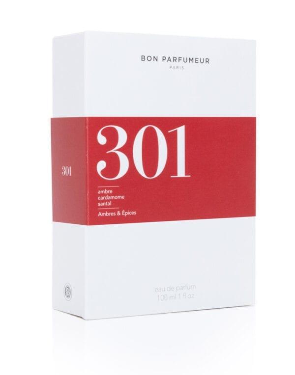 Bon Parfumeur Parfüümid Eau de parfum 301: sandalwood/amber/cardamom