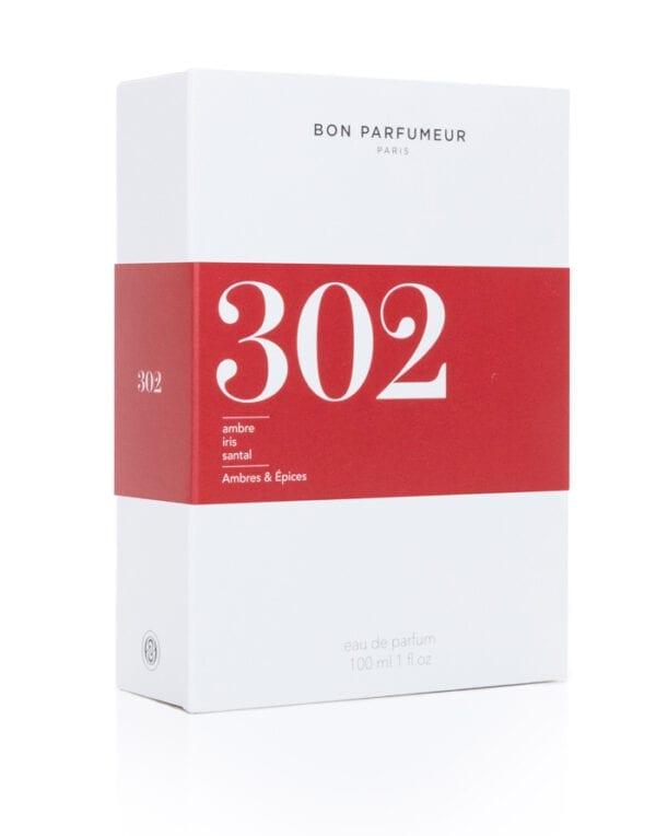 Bon Parfumeur Parfüümid Eau de parfum 302: amber/iris/sandalwood