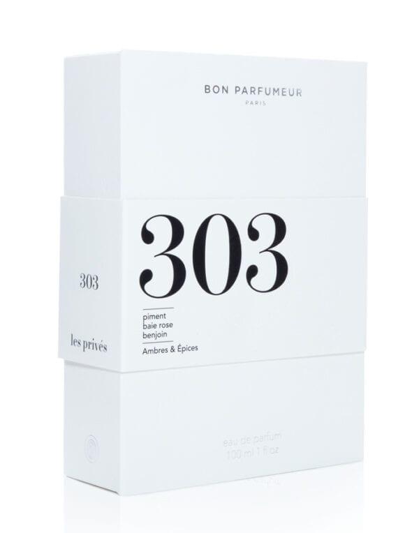 Bon Parfumeur Parfüümid Eau de parfum 303: chilli pepper/pink berry/benzoin