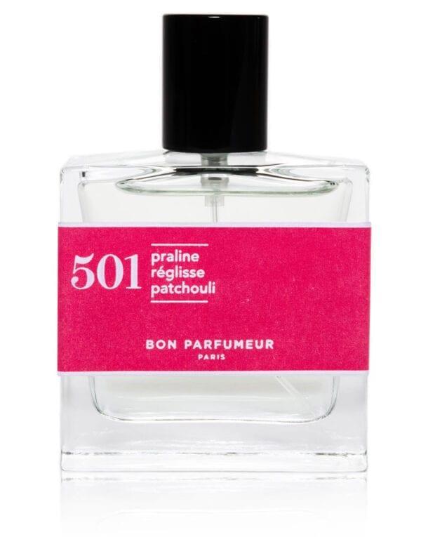 Bon Parfumeur Perfumes Eau de parfum 501: praline/licorice/patchouli