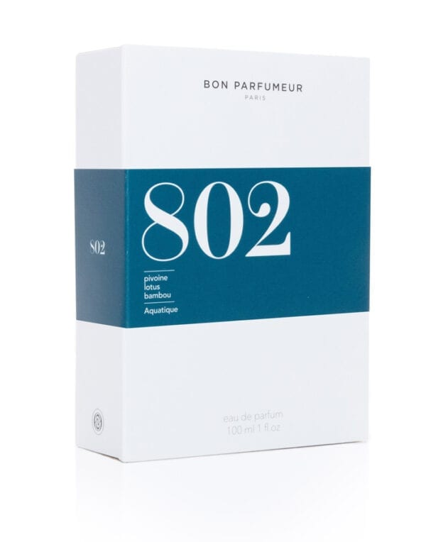 Bon Parfumeur Parfüümid Eau de parfum 802: peony/lotus/bamboo