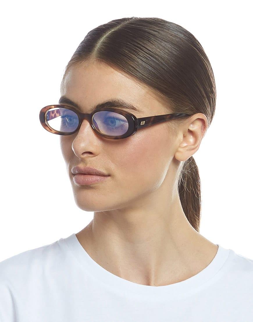 Le Specs Blue Light Outta Love Blue-Light Prillid