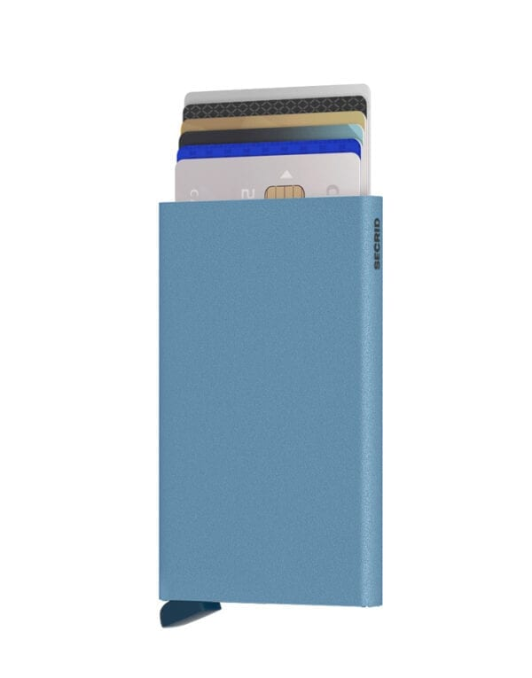 Secrid Wallets & Cardholders Cardprotector Powder Sky Blue