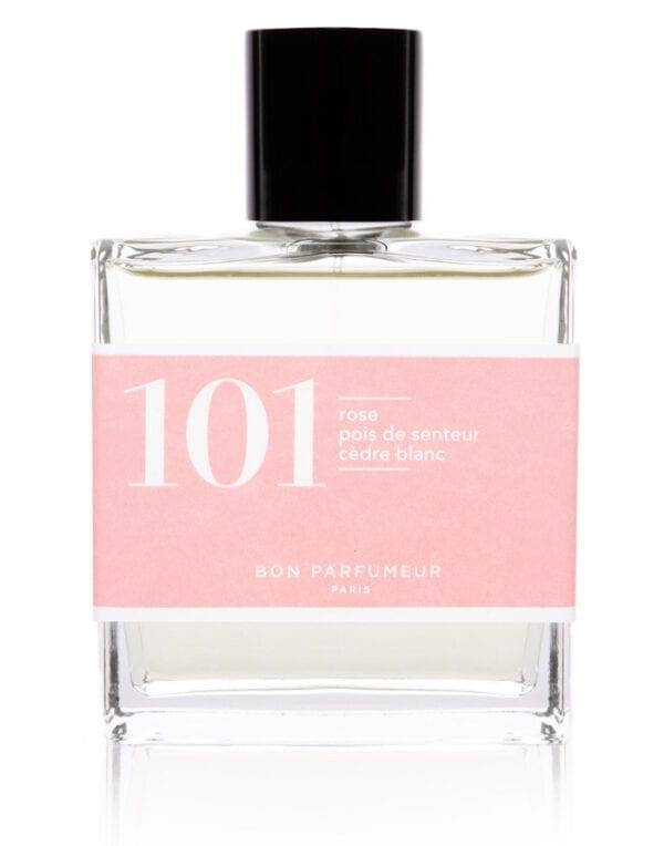 Bon Parfumeur Perfumes Eau de parfum 101: rose/sweet pea/white cedar