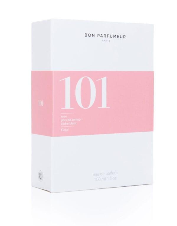 Bon Parfumeur Parfüümid Eau de parfum 101: rose/sweet pea/white cedar