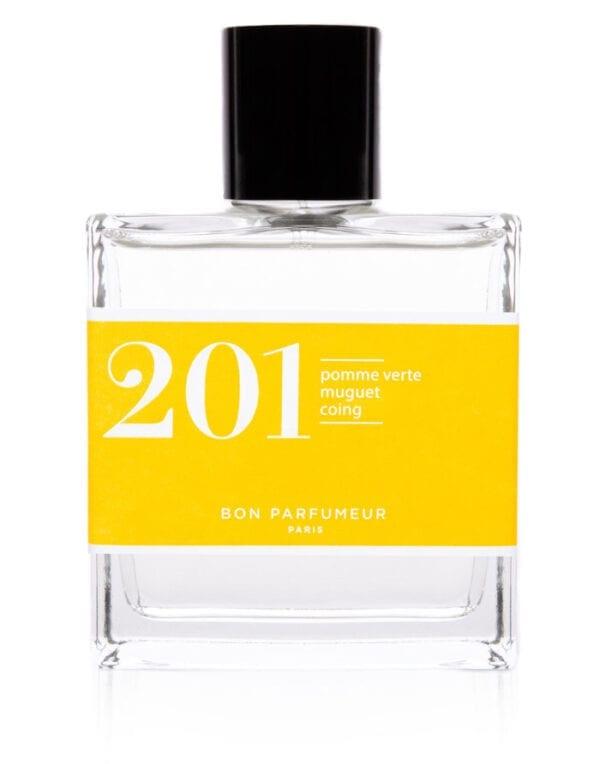 Bon Parfumeur Perfumes Eau de parfum 201: green apple/lily-of-the-valley/quince