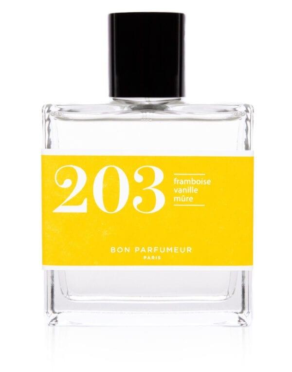 Bon Parfumeur Perfumes Eau de parfum 203: raspberry/vanilla/blackberry